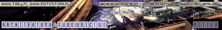 Forum Forum architektura i programy CAD Strona Główna